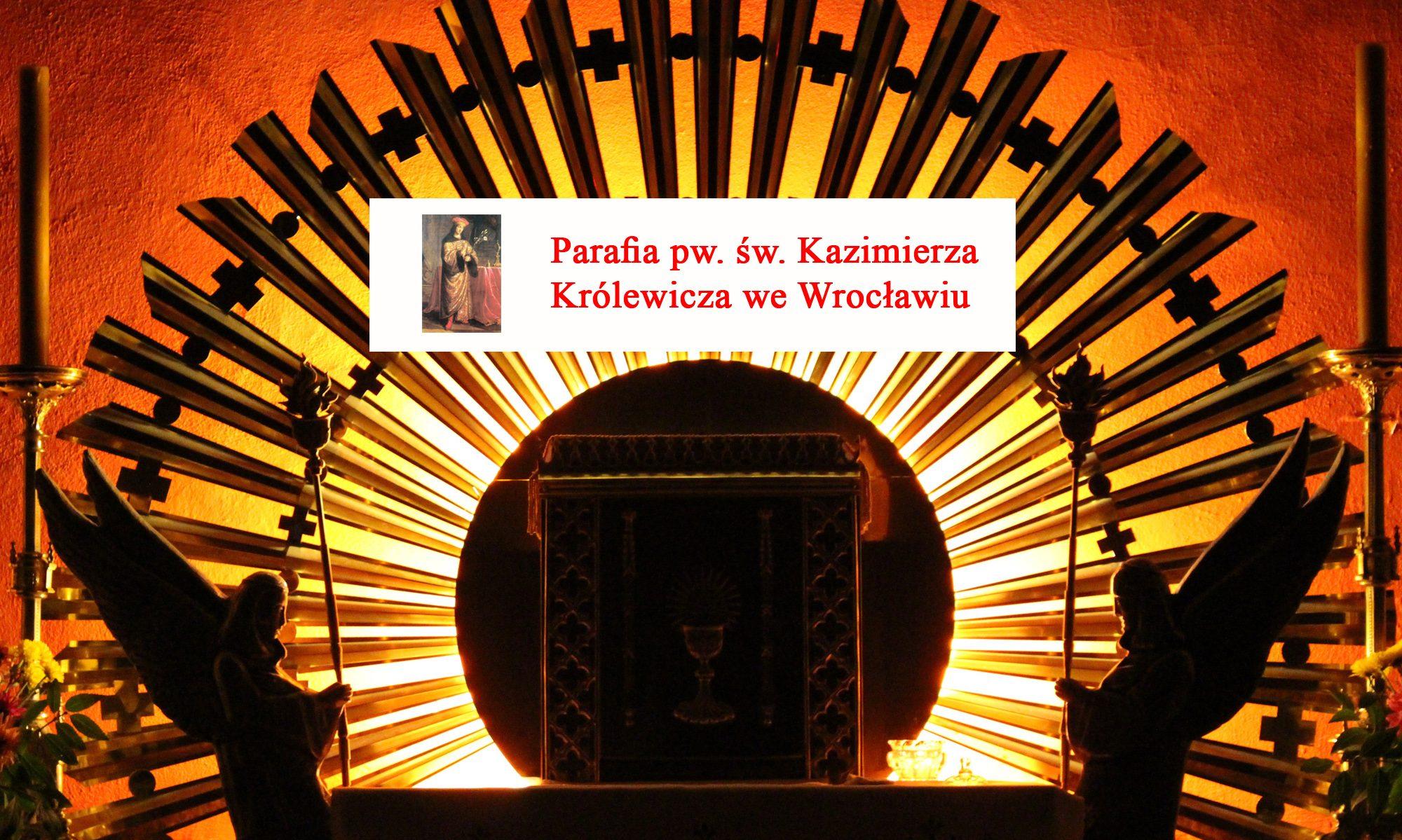 Parafia pw. św. Kazimierza Królewicza